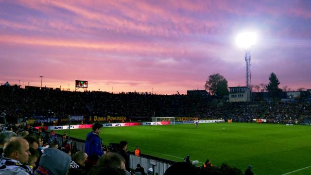 Pogoń - Legia 0:0